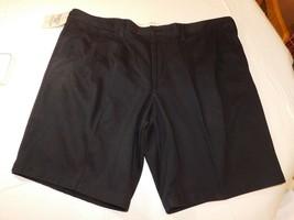 Dockers Perfect Short Classic Fit Pleated Shorts Mens Shorts Black casua... - $31.57