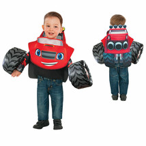 Toddler Blaze and the Monster Machines Truck Costume XS (2-4 years) - $21.77