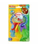 Nuby Teether Icy Bites Keys - $24.51