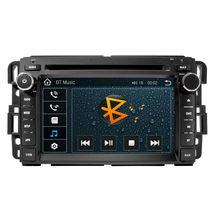 DVD Navigation Touchscreen Multimedia Radio for 2008 GMC Denali image 4