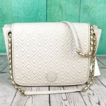 NWT 100% Auth. Tory Burch Marion Quilted Small Flap Shoulder Bag in New ... - $342.53
