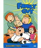 Family Guy, Vol. 2: Season 3 Dvd - $11.99