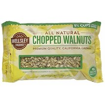 Wellsley Farms Chopped Walnuts, 3 lbs. - $37.20