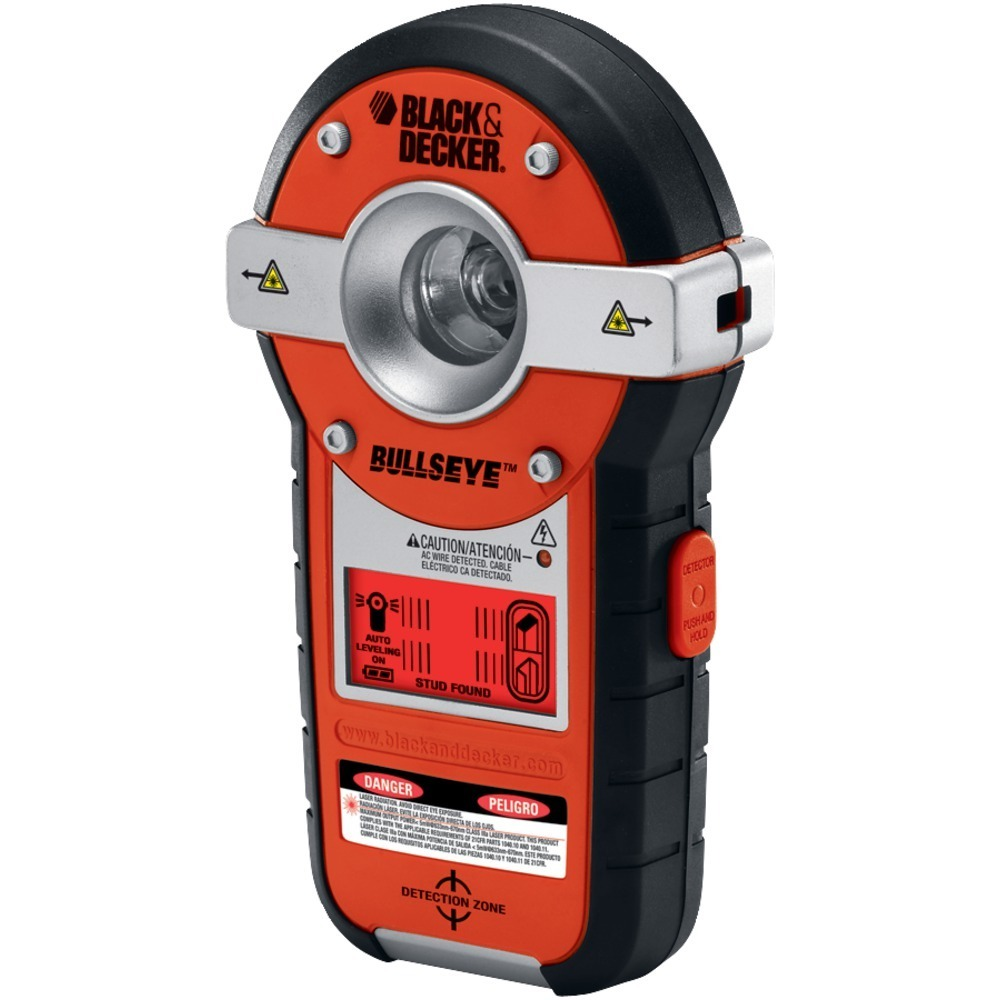 BLACK & DECKER BDL190S BullsEye(R) Auto-Leveling Laser with Stud Sensor, used for sale  USA
