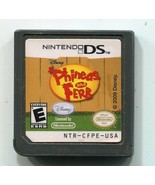 Phineas And Ferb (Nintendo DS, 2009) Cartridge Only - $2.96