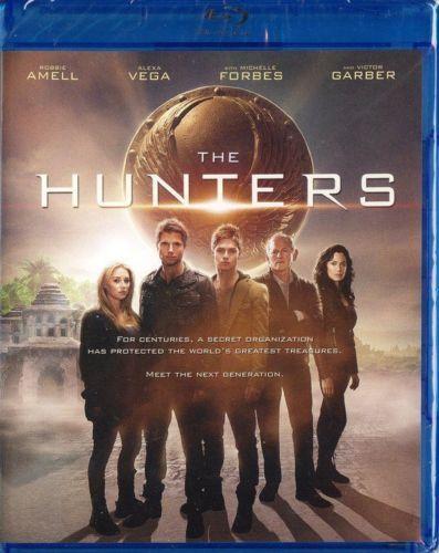 The Hunters [Blu- Ray/DVD]