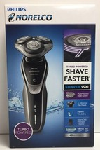 (New) Philips Norelco Electric Shaver 5500 Wet & Dry, S5370/81 - $123.74