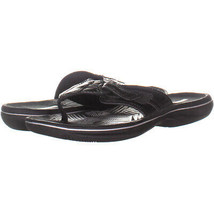 Clarks Brinkley Bree Sport Sandals 248, Black/black, 5 US - $19.18
