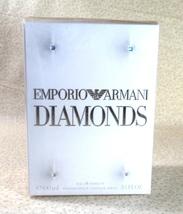 Emporio Armani Diamonds 3.4 Oz. Edp Sealed Box - $82.99