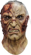 Zombie Mask Mortus Prop Adult Monster Skull Gory Scary Halloween TB26548 - $52.99
