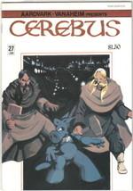 Cerebus the Aardvark Comic Book #27 AV 1981 VERY FINE- NEW UNREAD - $3.99
