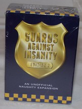 Guards Against Insanity Edition 2 Unofficial Naughty Expansion Pack New ... - $12.42
