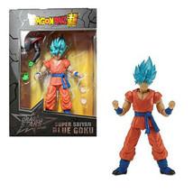 "Bandai Dragon Ball Super Saiyan Blue Goku Dragon Stars Super 6"" Action F... - $23.71"