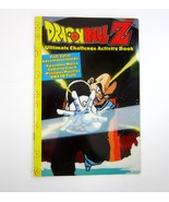Vintage Funimation Dragonball Z Ultimate Challenge Activity Book by Hone... - $19.99