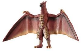 Godzilla Bandai Japanese 6 Inch Vinyl Figure 2005 Final Wars Rodan RePaint - $50.62