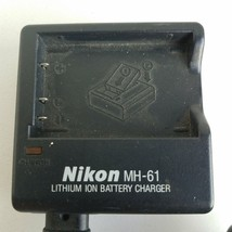 Nikon MH-61 Lithium Ion Battery Charger - $17.45