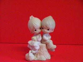 """Precious Moments- """"Love One Another"""" -Mint in box - $6.86"""