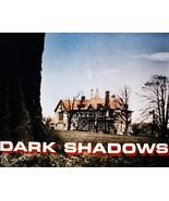 Dark Shadows Mansion from TV Show 8x10 HD Aluminum Wall Art - $39.99