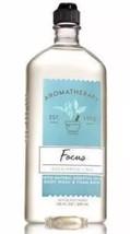 Bath&Body Works Aromaterapia Focus Eucalipto Té Gel de Baño Ducha Espuma Baño - $9.68