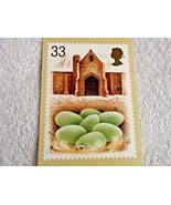 Royal Mail Post Card Swan's Eggs & Nest Tithe Barn Abbotsbury PHQ 149 (d... - $5.23