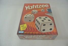 Yahtzee Dice Game 2004 Parker Brothers Hasbro Sealed Family Fun - $19.34