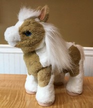 Fur Real Friends Baby Butterscotch My Magical Show Pony Interactive  Hasbro - $20.79