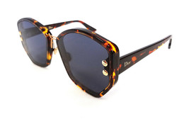 Dior Women's Sunglasses DIORADDICT2 P65 Havana 59-19-145 MADE IN ITALY -... - $255.00
