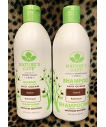Lot Of 2 Nature's Gate Herbal Daily Cleansing Shampoo 18 oz (532 ml) Vegan - $44.54