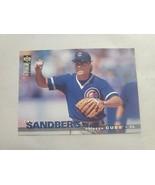 Ryne Sandberg ~ 1995 UD Collectors Choice  #48 ~ Single Baseball Trading... - £0.68 GBP