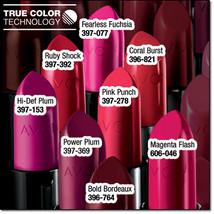 """Avon True Color Bold Lipstick """"Magenta Flash"""" - $6.25"""