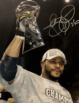 JEROME BETTIS AUTOGRAPHED SIGNED Pittsburgh STEELERS 11x14 PHOTO S.B. 20... - $89.99