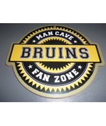 Love & Laughter Wooden Sign -- NEW -- Bruins Man Cave Fan Zone - $9.87