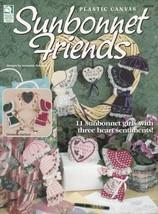 Sunbonnet Friends Plastic Canvas OOP Patterns Valentine Christmas Birthday RARE - $9.89