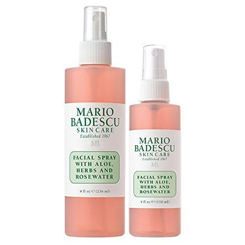 Mario Badescu Facial Spray with Aloe Herbs and Rosewater Combo 1