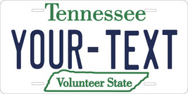 Tennessee 1983-85 License Plate Personalized Custom Car Bike Motorcycle ... - $10.99+