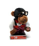 Dancing Nerd Animation Monkey Valentines Party Rock Anthem - $24.74