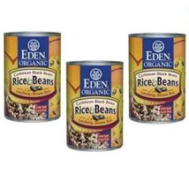 Eden Foods Caribbean Rice & Black Beans (12x15 Oz) - $72.97