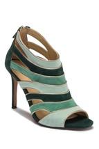 Michael Michael Kors Women Open Toe Sandals Harper Size US 5M Pale Jade - $47.32