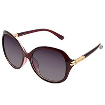 db03f14cd0fa Extra Large Women s Fashion Sunglasses Oversize Shades For Women Red Win...  -  14.38