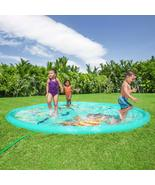 H2OGO! Underwater Adventure Sprinkler Pad 11' Wide Shallow Wading Pool - £42.89 GBP