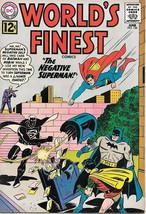 World's Finest Comic Book #126, Dc Comics 1962 FINE+/VERY FINE- - $50.23