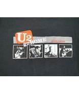 U2 Go Home Slane Castle Ireland Black Concert T-Shirt American Apparel G... - $10.45