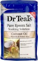 Dr. Teals Epsom Salt Nourish & Protect Coconut Oil 48 Oz (2 Pack) - $22.79