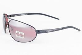 Serengeti Como Satin Dark Gun / Sedona Bi Mirror Polarized Sunglasses 8396 - $185.22