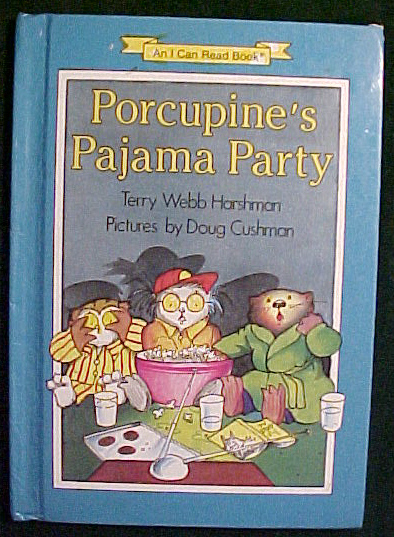 Porcupine s pajama party