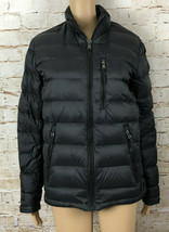 Calvin Klein Puffer Down Jacket Black Packable Lightweight Women's Size XS - $31.46