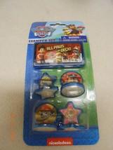 New Nickelodeon Paw Patrol 5 pc. Stamper Set - Ages 3+ Cute stocking stu... - $6.44