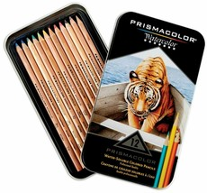 36 Pack NEW Prismacolor Premier Water-Soluble Colored Pencils