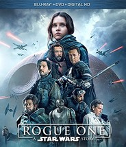 Rogue One: A Star Wars Story (2017, Blu-ray+DVD+Digital)
