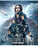 Rogue One: A Star Wars Story (2017, Blu-ray+DVD+Digital) - $15.95